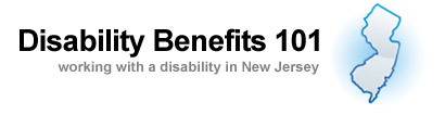 Disability Benefits 101 New Jersey: Working with a disability